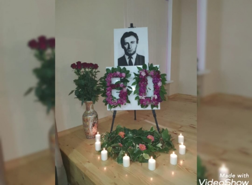 Вечер памяти в Куланырхуской средней школе № 2, посвященный Ахба Дауру Владимировичу, награжденному Орденом Леона.